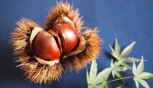 栗とさつまいもの栄養素を比較しました:低脂質・低カロリーの焼き芋と茹で栗を筋トレ・ダイエットに活用しよう。